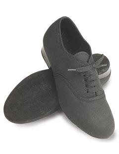 Chaussures Oxford en toile pour garçons