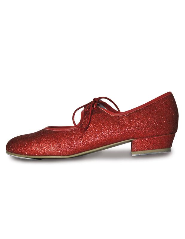 chaussures de danse claquettes paillettes rubis roch valley. Black Bedroom Furniture Sets. Home Design Ideas